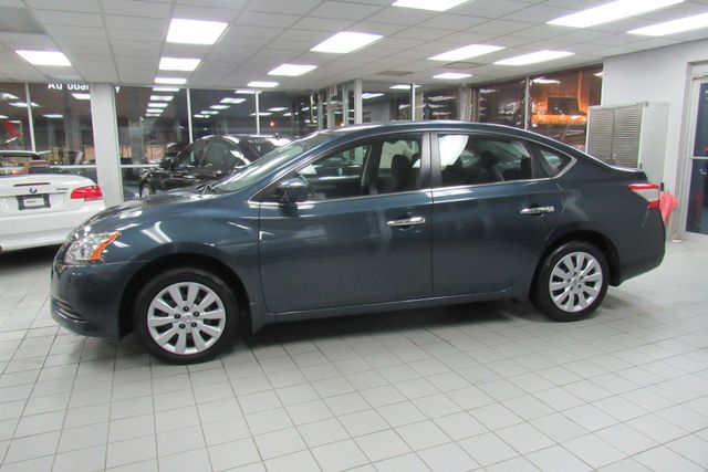 2015 Nissan Sentra SV Chicago, Illinois 4
