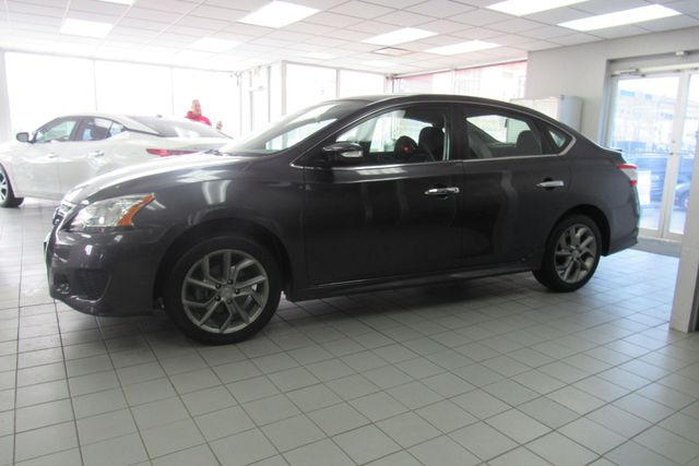 2015 Nissan Sentra SR Chicago, Illinois 3
