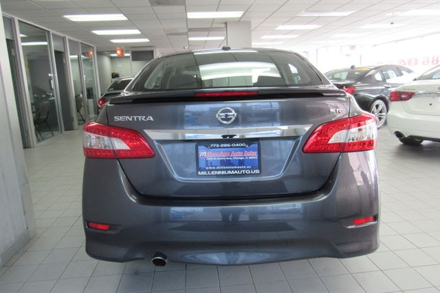2015 Nissan Sentra SR Chicago, Illinois 5