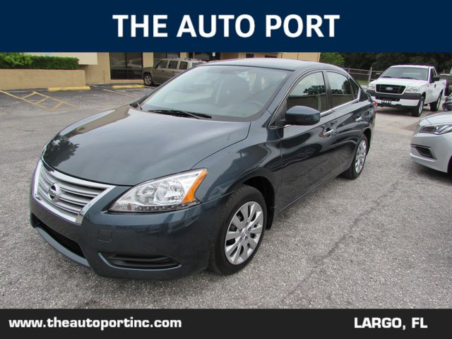 2015 Nissan Sentra SV in Clearwater Florida, 33773