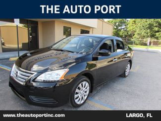 2015 Nissan Sentra S in Largo Florida, 33773