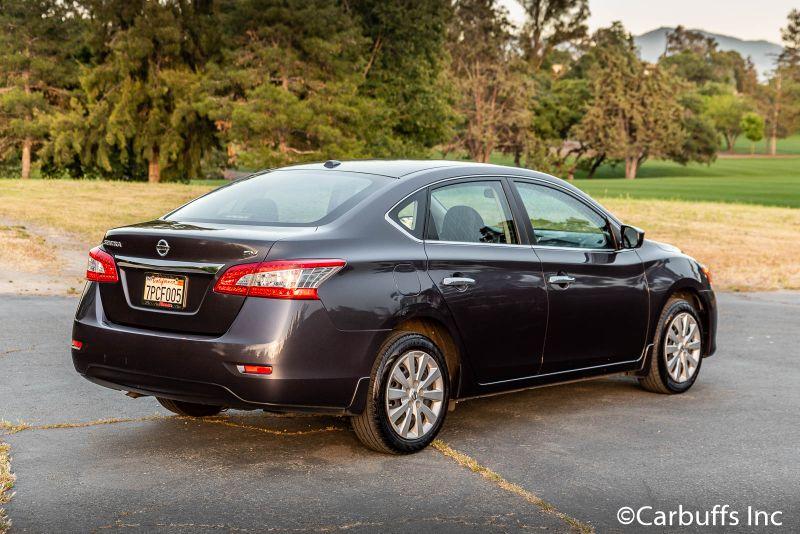 2015 Nissan Sentra SV | Concord, CA | Carbuffs in Concord, CA