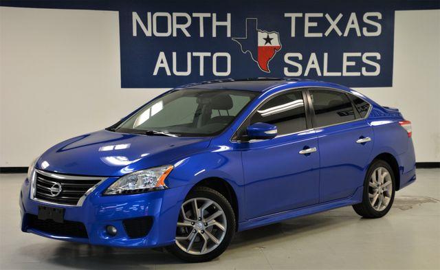 2015 Nissan Sentra SR NAV ROOF LEATHER in Dallas, TX 75247