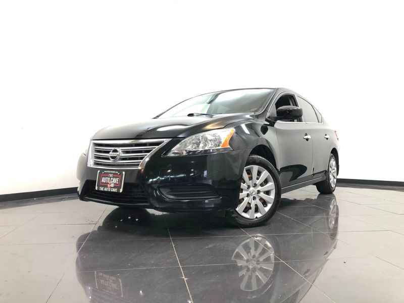2015 Nissan Sentra *2015 54K Miles*Affordable Financing* | The Auto Cave in Dallas