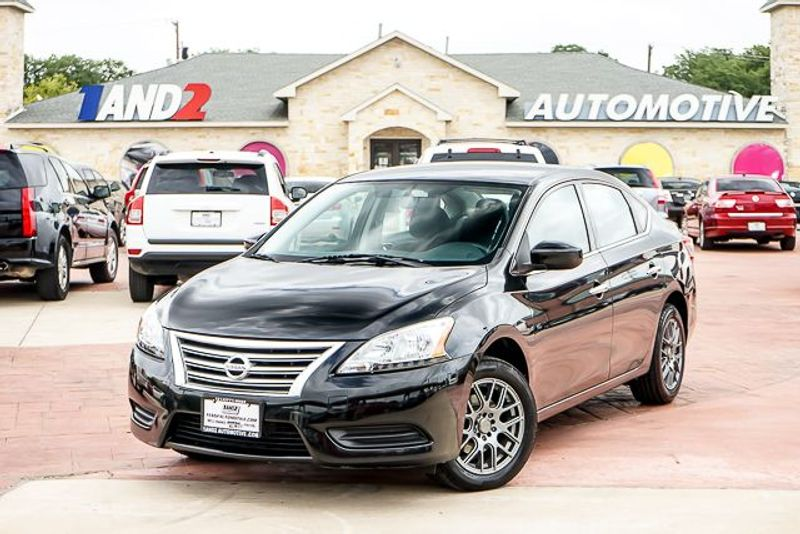 2015 Nissan Sentra S in Dallas TX