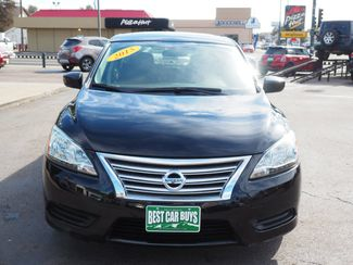 2015 Nissan Sentra SV Englewood, CO 1