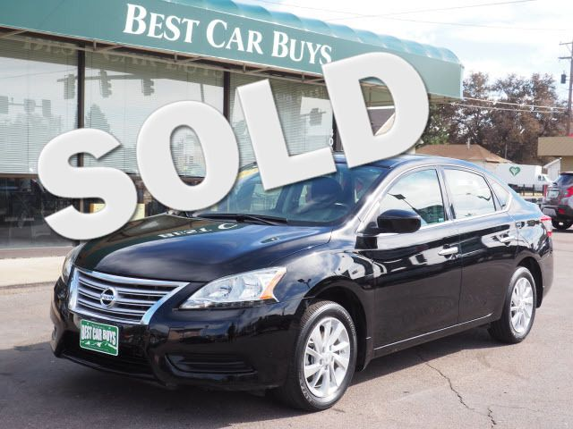 2015 Nissan Sentra SV Englewood, CO