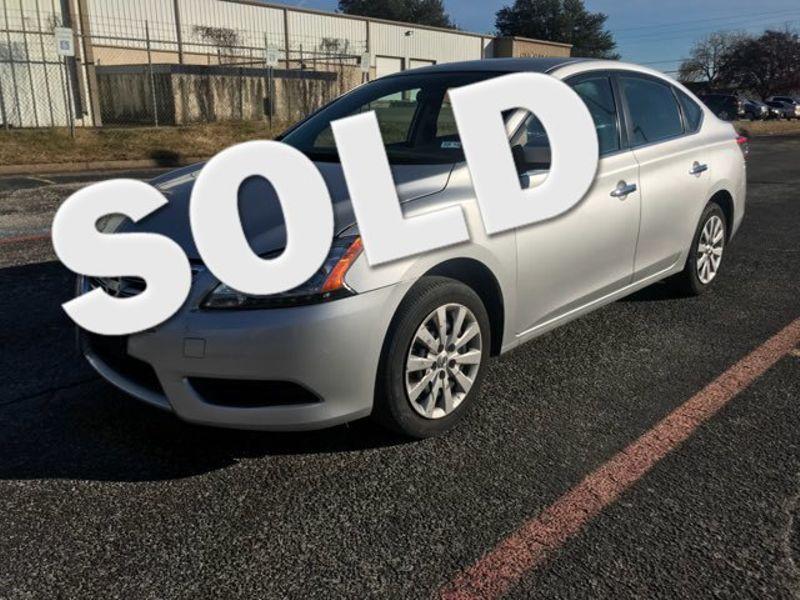 2015 Nissan Sentra SV | Ft. Worth, TX | Auto World Sales LLC in Ft. Worth TX