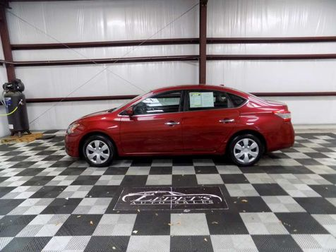 2015 Nissan Sentra S - Ledet's Auto Sales Gonzales_state_zip in Gonzales, Louisiana