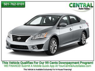 2015 Nissan SENTRA  | Hot Springs, AR | Central Auto Sales in Hot Springs AR