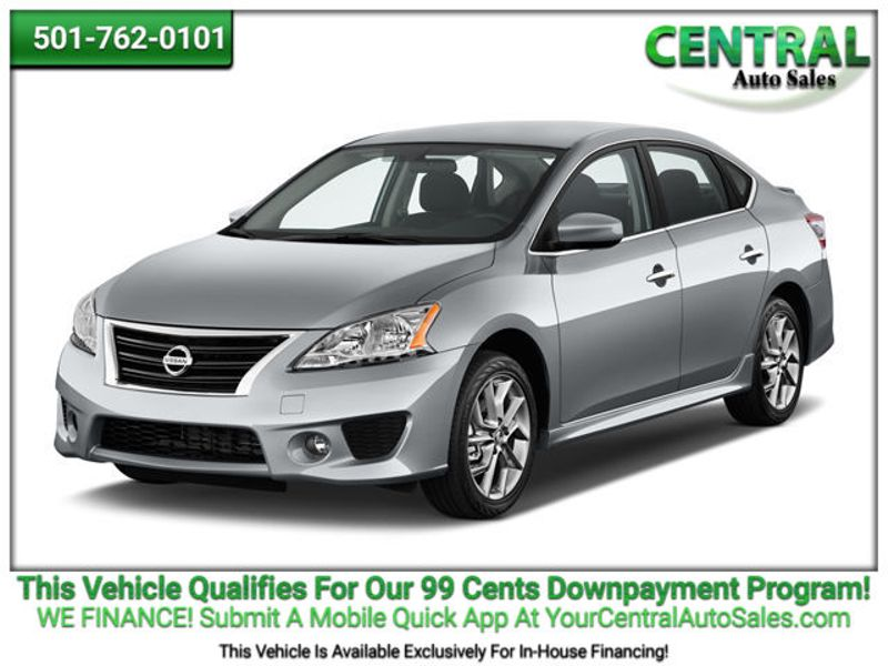 2015 Nissan Sentra SV | Hot Springs, AR | Central Auto Sales in Hot Springs AR