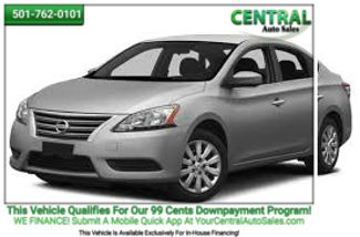 2015 Nissan Sentra in Hot Springs AR