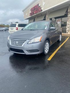 2015 Nissan Sentra FE+ S | Hot Springs, AR | Central Auto Sales in Hot Springs AR