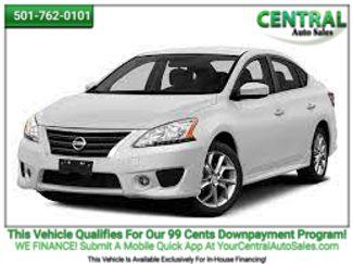 2015 Nissan Sentra SR | Hot Springs, AR | Central Auto Sales in Hot Springs AR