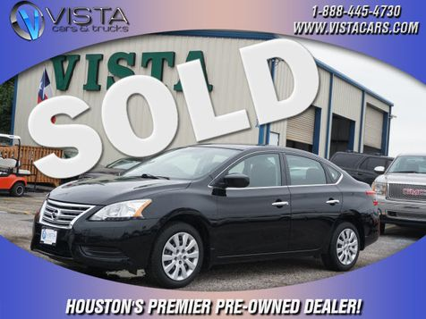 2015 Nissan Sentra SV in Houston, Texas