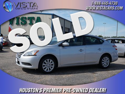 2015 Nissan Sentra S in Houston, Texas
