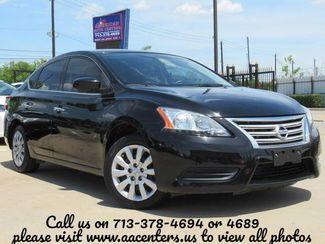 2015 Nissan Sentra FE+ S | Houston, TX | American Auto Centers in Houston TX