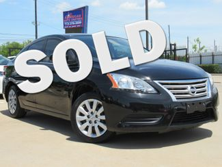 2015 Nissan Sentra FE+ S | Houston, TX | American Auto Centers in Houston TX