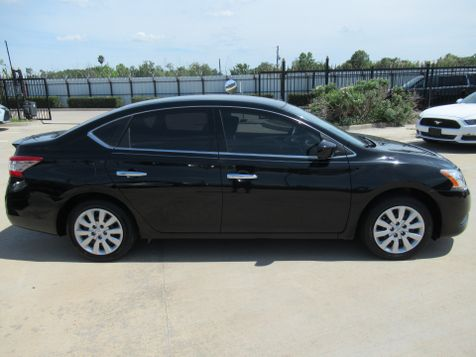 2015 Nissan Sentra FE+ S | Houston, TX | American Auto Centers in Houston, TX