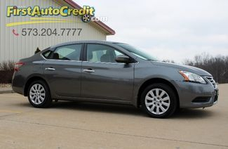 2015 Nissan Sentra S in Jackson MO, 63755