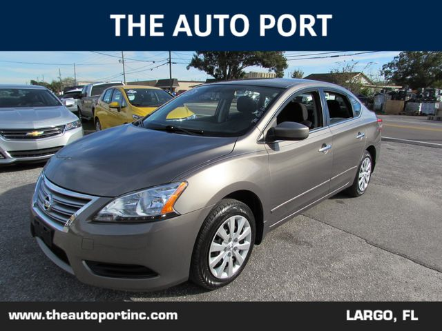 2015 Nissan Sentra SV in Largo, Florida 33773
