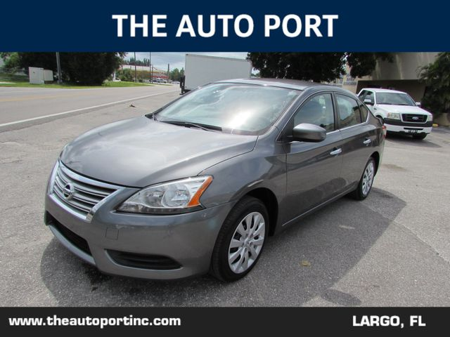 2015 Nissan Sentra FE+ S in Largo, Florida 33773
