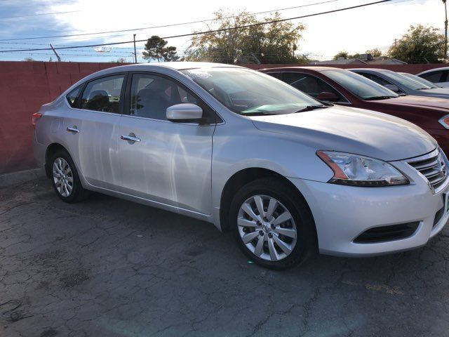 2015 Nissan Sentra SV CAR PROS AUTO CENTER (702) 405-9905 Las Vegas, Nevada 1