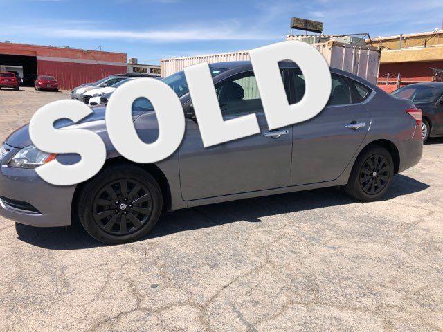 2015 Nissan Sentra S CAR PROS AUTO CENTER (702) 405-9905 Las Vegas, Nevada