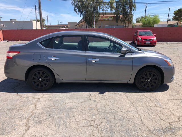 2015 Nissan Sentra S CAR PROS AUTO CENTER (702) 405-9905 Las Vegas, Nevada 4
