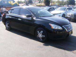 2015 Nissan Sentra S Los Angeles, CA 4