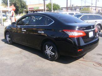 2015 Nissan Sentra S Los Angeles, CA 8