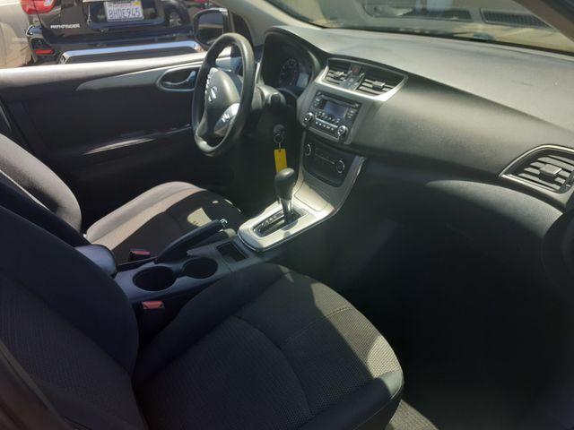 2015 Nissan Sentra S Los Angeles, CA 3
