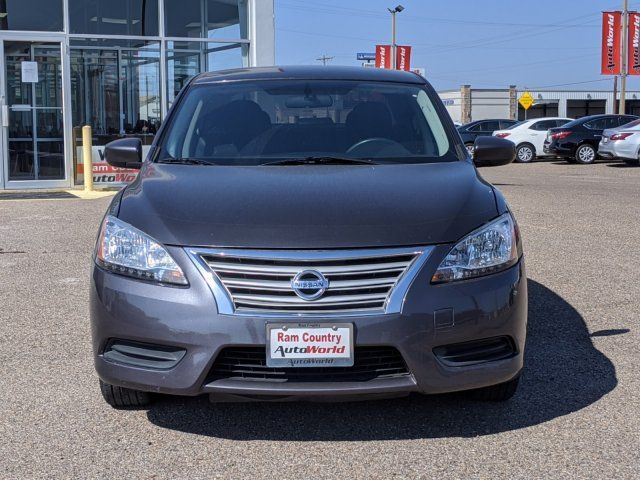 2015 Nissan Sentra SV in Marble Falls, TX 78654