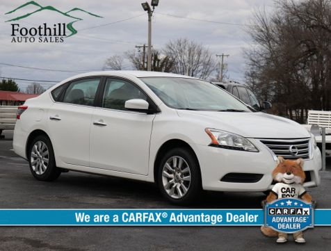 2015 Nissan Sentra S in Maryville, TN