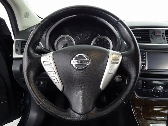 2015 Nissan Sentra SL in McKinney, Texas 75070