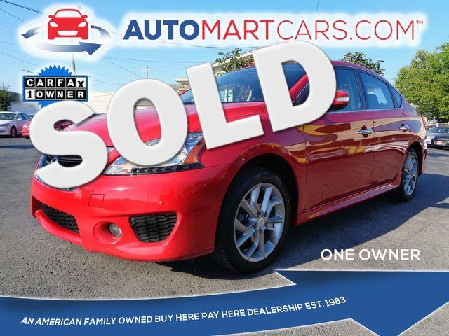 2015 Nissan Sentra SR | Nashville, Tennessee | Auto Mart Used Cars Inc. in Nashville Tennessee