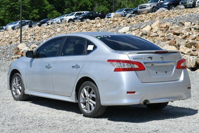 2015 Nissan Sentra SR Naugatuck, Connecticut 2