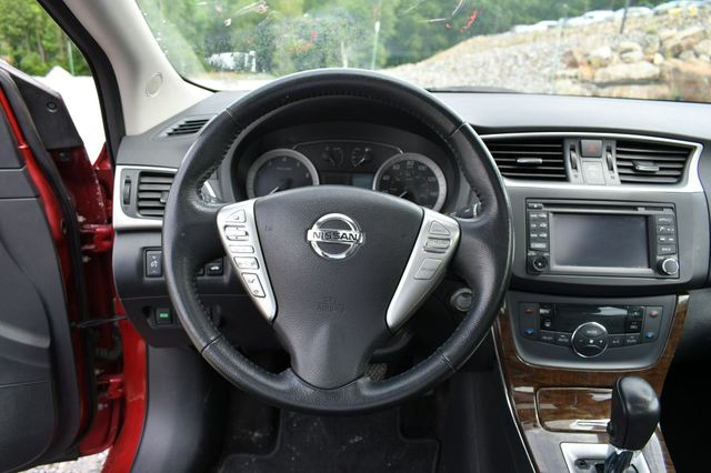 2015 Nissan Sentra SL Naugatuck, Connecticut 21