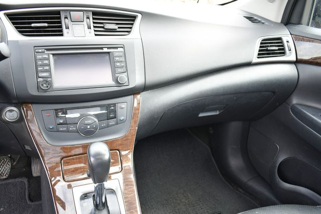 2015 Nissan Sentra SL Naugatuck, Connecticut 22