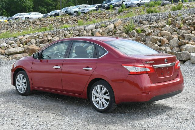 2015 Nissan Sentra SL Naugatuck, Connecticut 4