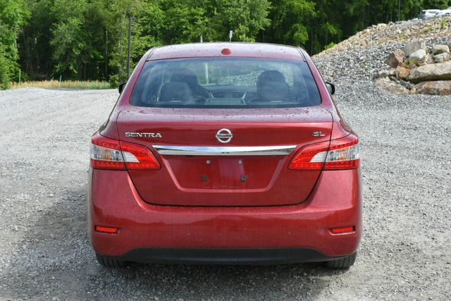2015 Nissan Sentra SL Naugatuck, Connecticut 5