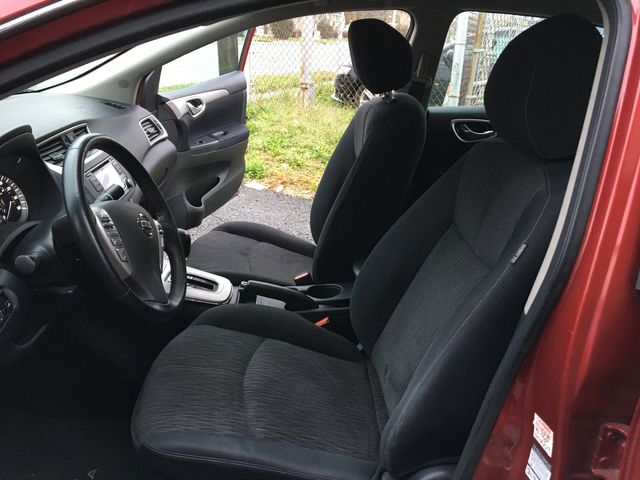 2015 Nissan Sentra SV New Brunswick, New Jersey 12