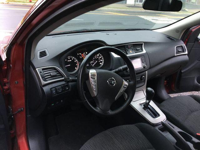 2015 Nissan Sentra SV New Brunswick, New Jersey 16