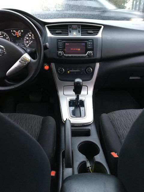 2015 Nissan Sentra SV New Brunswick, New Jersey 18