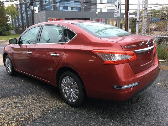 2015 Nissan Sentra SV New Brunswick, New Jersey 8
