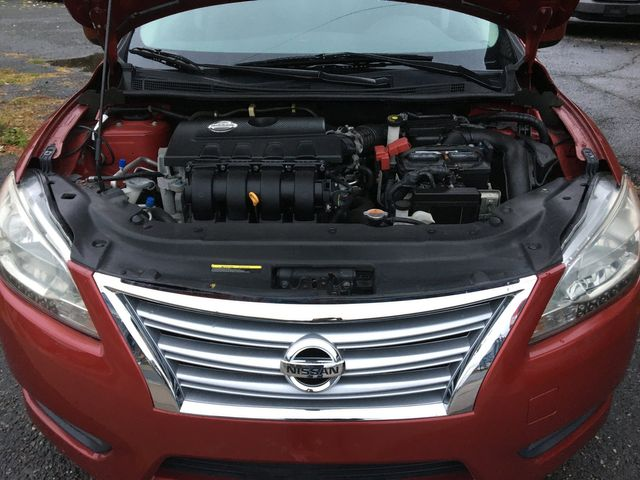 2015 Nissan Sentra SV New Brunswick, New Jersey 22