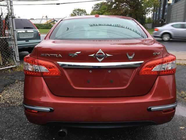 2015 Nissan Sentra SV New Brunswick, New Jersey 9
