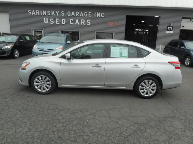 2015 Nissan Sentra S in New Windsor, New York 12553