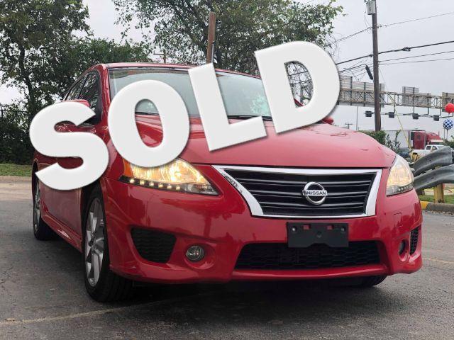 2015 Nissan Sentra SR in San Antonio TX, 78233