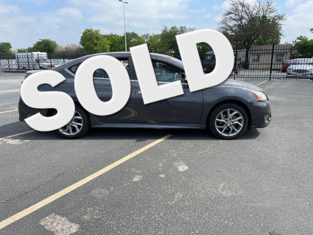 2015 Nissan Sentra SR in San Antonio, TX 78233